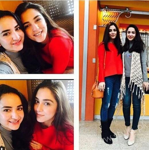 Maya Ali and Yumna Zaidi (5)