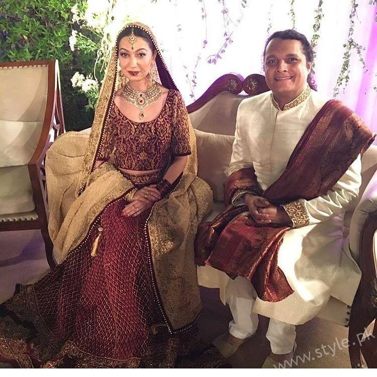 Mekaal Hassan and Rubya Chaudhry- Celebrities Marriages in 2016