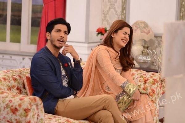 Mohsin Abbas and Kubra khan Nida Yasir Show (2)