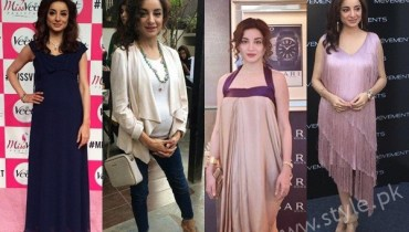 See Mommy to be Sarwat Gillani gives Major Style Goals