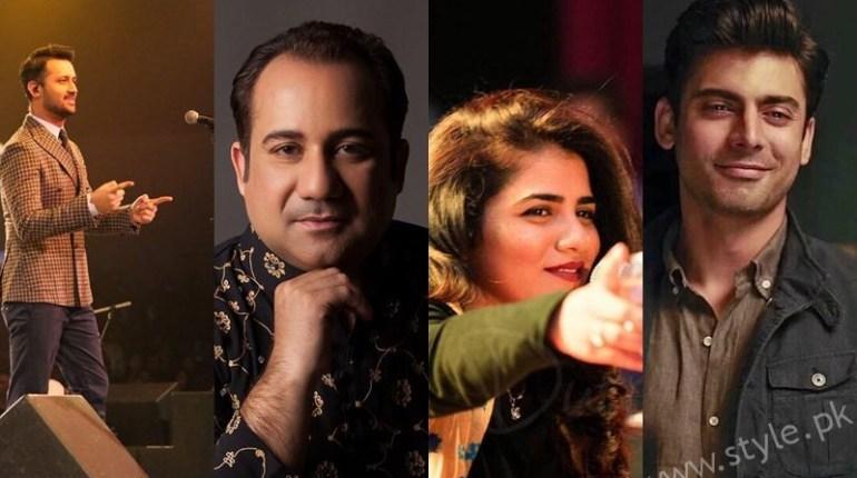 Pakistani Celebrities Nominated for Filmfare 2017