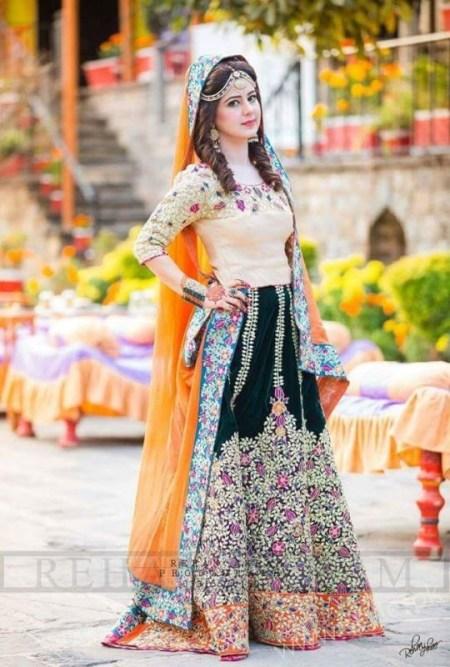 Pakistani Dresses for Wedding