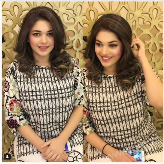 Sanam Jung Fresh Look After Delivery (2)
