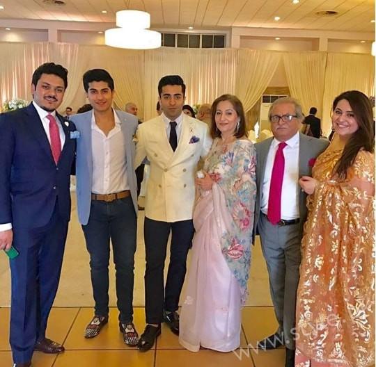 See Shehryar Munawar's Family