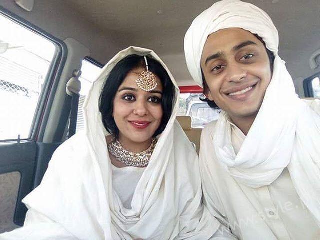 Yasra Rizvi - Celebrity Marriages in 2016