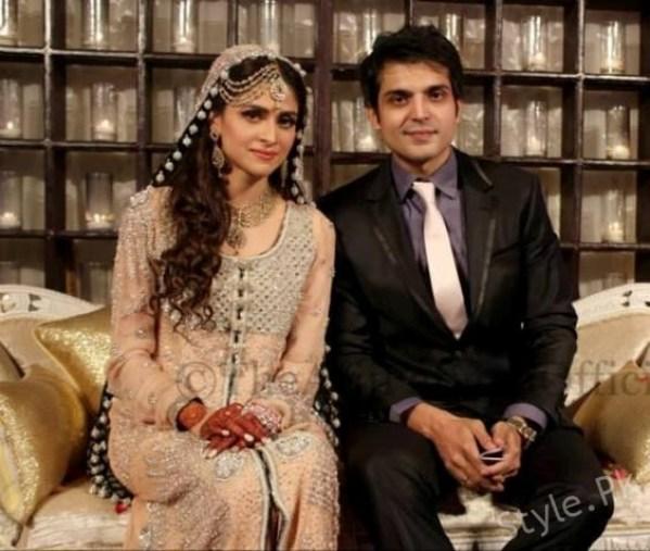 Arij Fatyma Wedding Pic