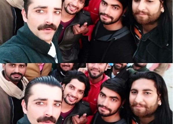 See First look of Hamza Ali Abbasi as Noori Natt