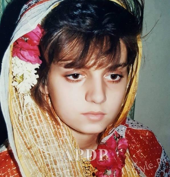 Mahnoor Baloch Wedding Pic