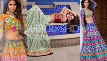 See Saba Qamar's Personality Shoot for OK Pakistan