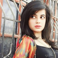Pakistani hot actress Kompal Iqbal