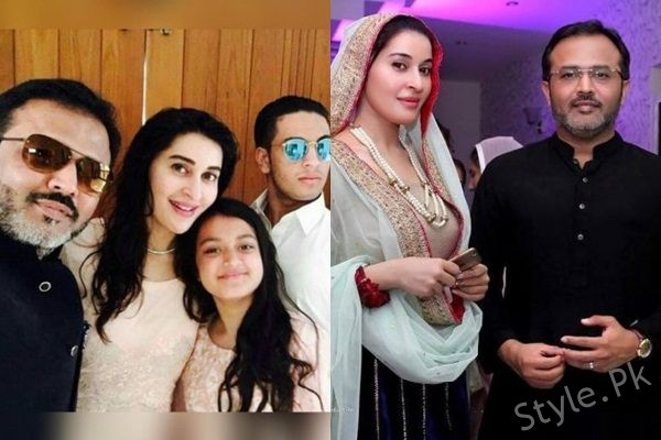 See Shaista Lodhi Family Pictures - Shaista Lodhi Husband and Kids