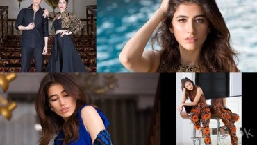 See Stunning Photoshoot of Syra Shahroz