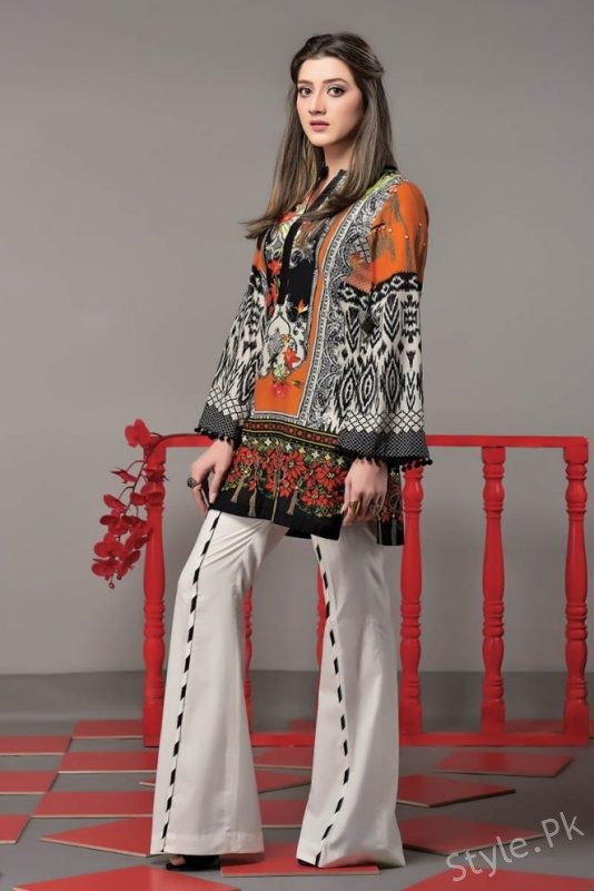 Ethnic by Outfitters Eid Festive 2017 Collection  StylePk