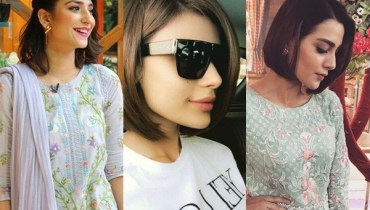 See Short Hair are much in Trend these Days