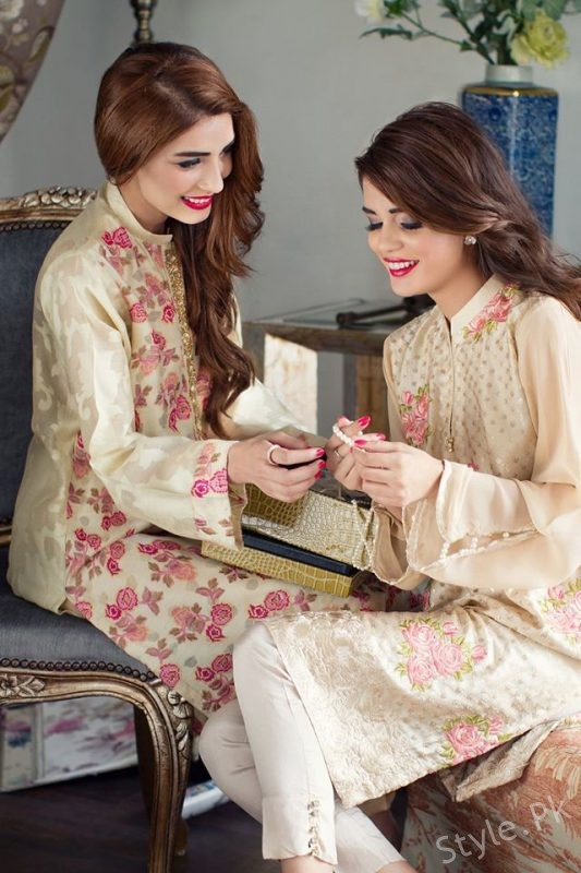 Ready to Wear Trendy Collection 2017 by Agha Noor Kurtas