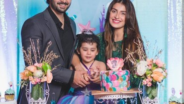 See Latest Pictures from Hoorain Taimoor's Second Birthday
