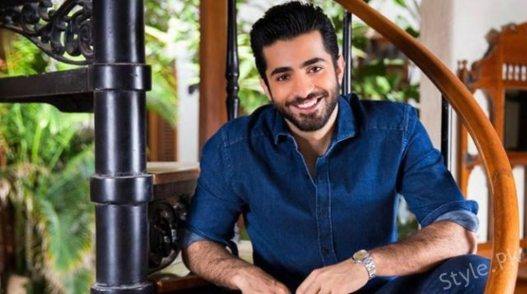See Sheheryar Munawar expresses his love for Meera Ji
