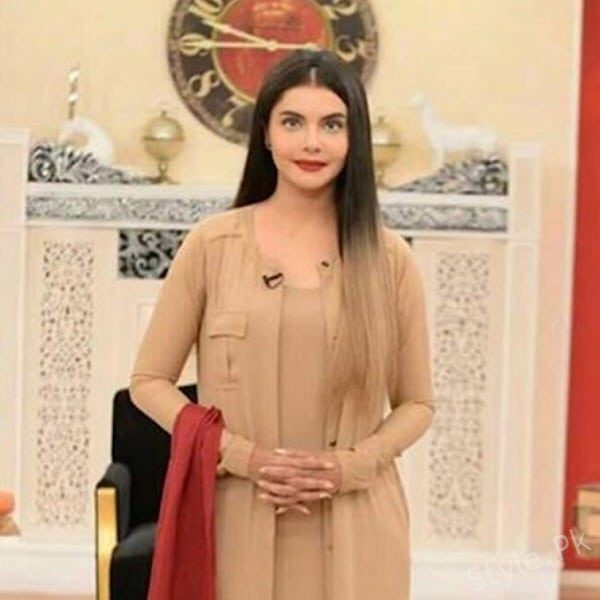 Nida Yasir's New Look