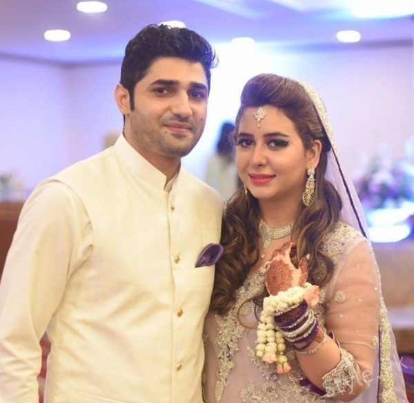 See Newscaster Rabia Anum Got Married
