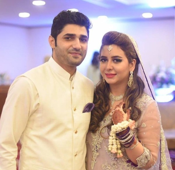 Newscaster Rabia Anum Got Married: Rabia Anum Wedding Pictures