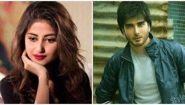 See Sajal Ali to pair up with Imran Abbas for Next ProjectSajal Ali to pair up with Imran Abbas for Next Project