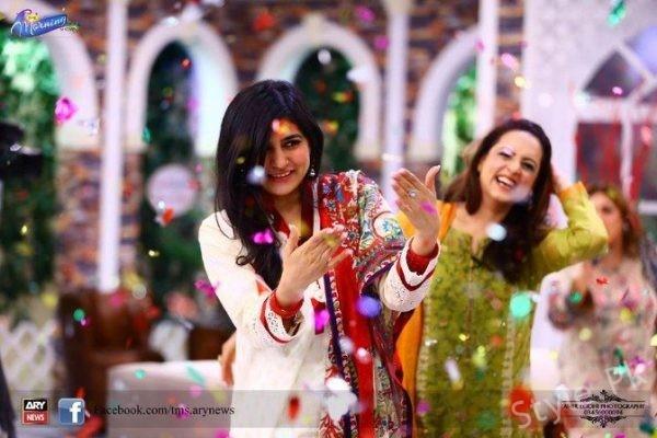 See Sanam Baloch Celebrating Her 31st Birthday