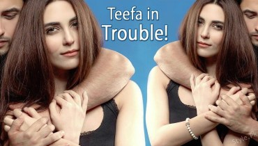see Ali Zafar Is Speechless For 'Teefa In Trouble' Team