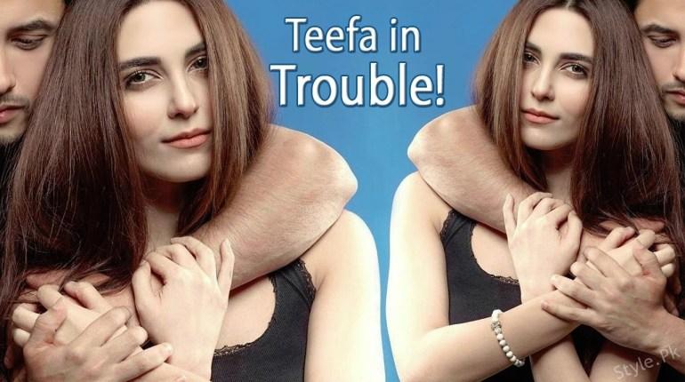see Ali Zafar Is Speechless For 'Teefa In Trouble' Team
