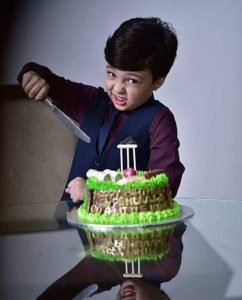 see Celebration Of The Seventh Birthday Of Iqra-Ul-Hassan Son!