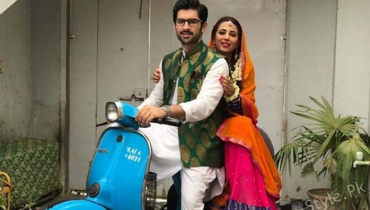 see Muneeb Butt and Ushna Shah Gonna Rock The Screens Once Again!