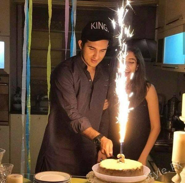 See Shahroz Sabzwari's Birthday Celebrations