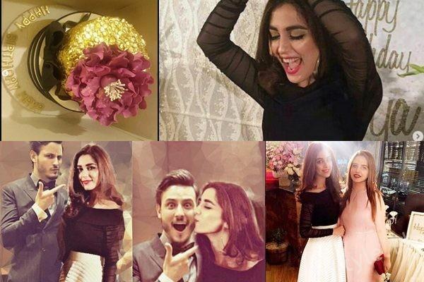 See Maya Ali's Grand Birthday Celebration at The Hashery Lahore
