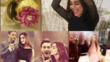 See Maya Ali's Grand Birthday Celebration at The Hashery Lahore