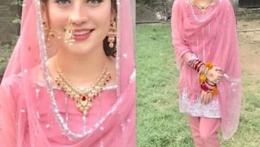 See Neelum Muneer on the set of her upcoming drama Laaj