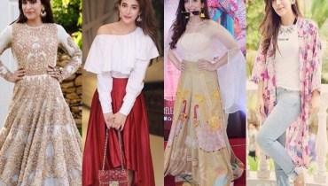 See Urwa Hocane's Top 5 Dresses