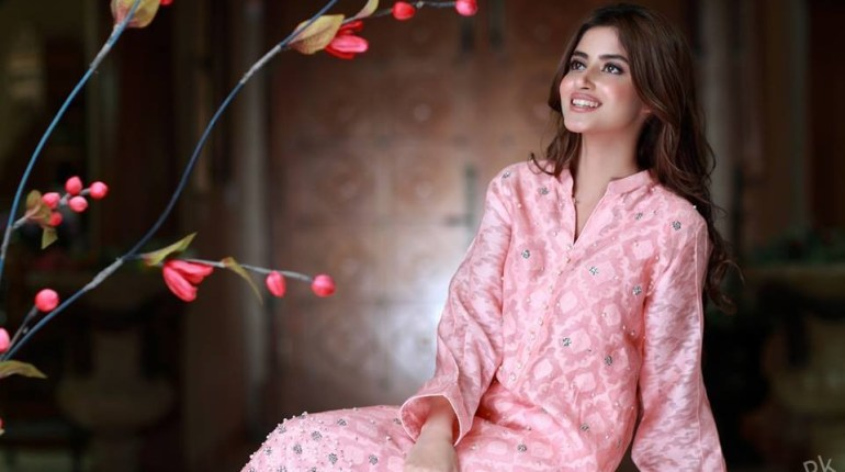 see Sajal Ali Look for the Cover of International Magazine Grazia Pakistan!