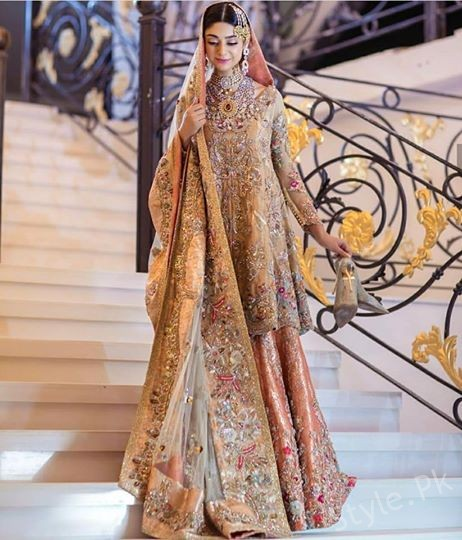 see Recent Click of Noor Khan from Her Recent Bridal Shoot!