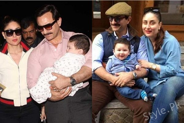 See Kareena Kapoor's son Taimur Khan's Pictures from Switzerland Tour
