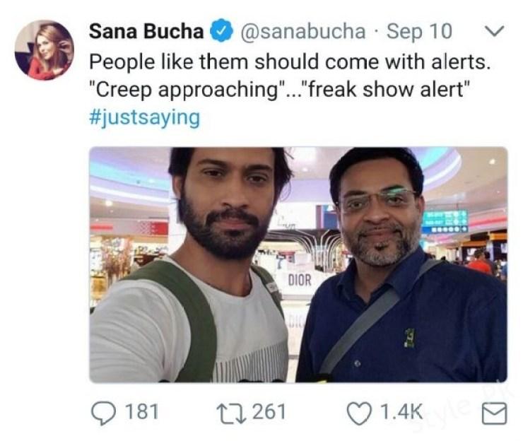 Sana Bucha's Twitter Feud With Waqar Zaka And Amir Liaquat!