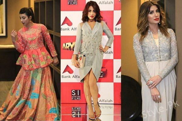 See Celebrities at Punjab Nahi Jaungi Lahore Premier