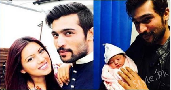 See Cricketer Mohammad Amir is blessed with a daughter