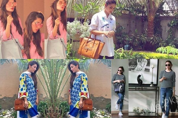 See You will absolutely love Ayeza Khan's Bags