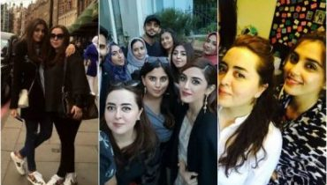 Recent Clicks Of Maya Ali With Maria