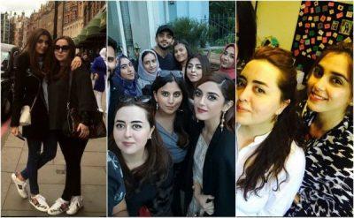 Recent Clicks Of Maya Ali With Maria