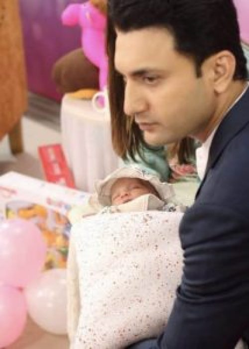 Actor Faiq Khan Blessed With A Baby Girl