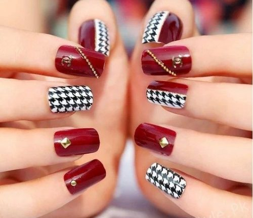 Latest Nail Art Designs For Women