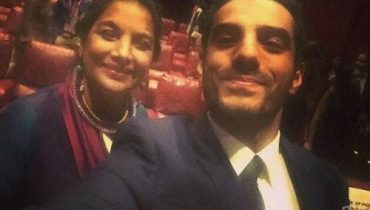 Adeel Hussain at Chicago South Asian Film Festival