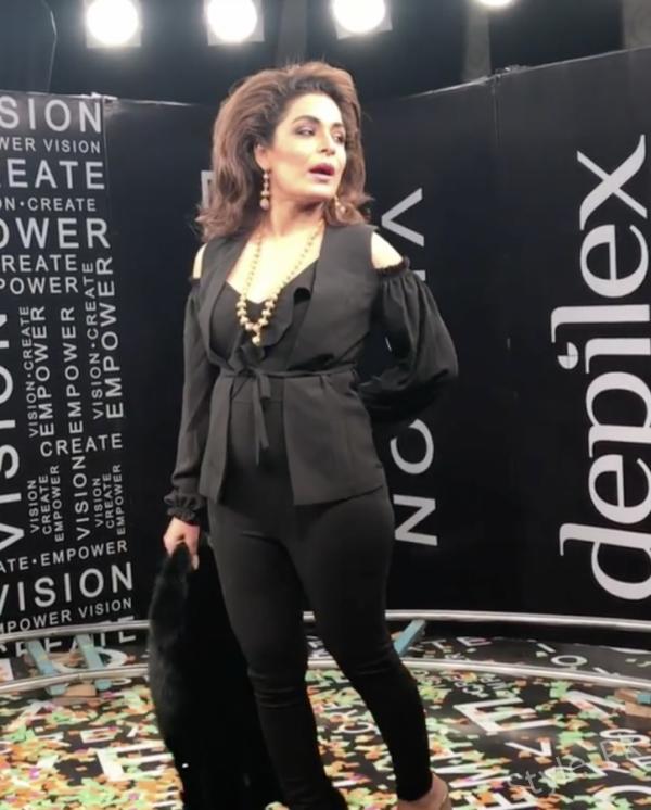 Meera Ji Video Of Recent Event Goes Viral
