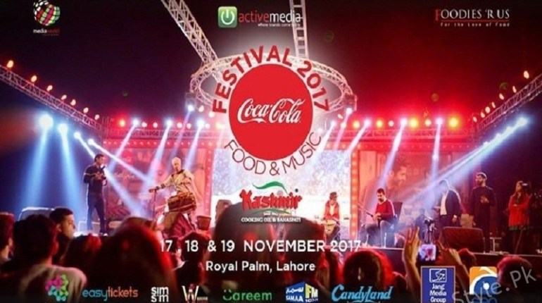 Coke Festival 2017 Enjoy Sumptuous Food With Soulful Music