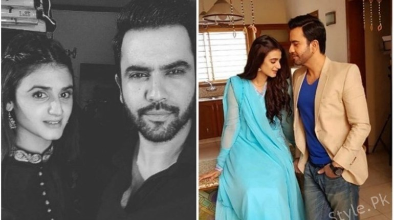 Hira Mani And Junaid Khan Pair Up Once Again For Thays On A Plus